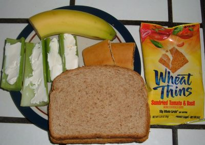 day 18 lunch