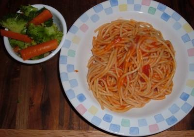 day 19 dinner