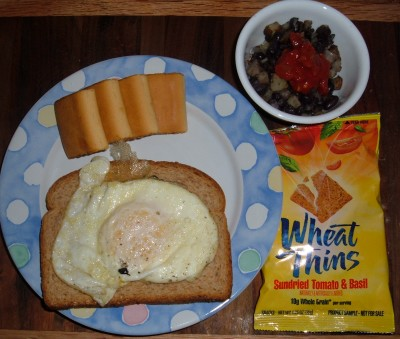 day 21 lunch