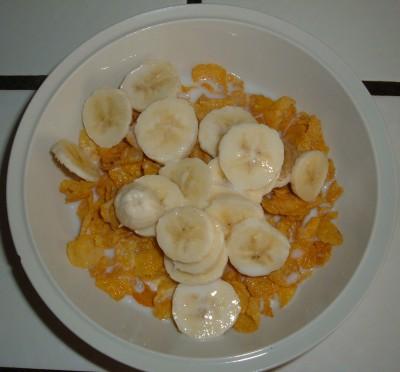 day 32 breakfast