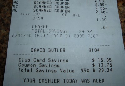day 32 purchase receipt 2