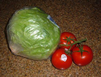 day 33 veggies