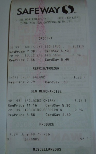 day 42 receipt