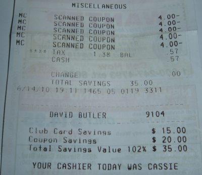 day 45 receipt 2