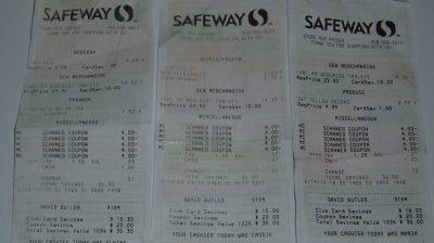 day 45 receipts