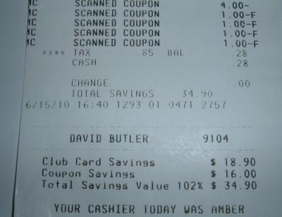 day 46 receipt 1