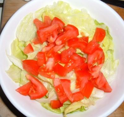 taco salad salad