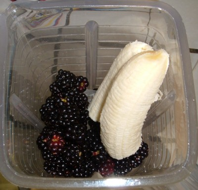 fruit smoothie day 41