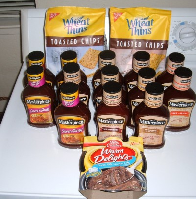 toasted chips BBQ sauce warm delights safeway purchase