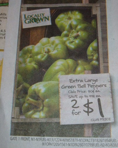 bell pepper ad