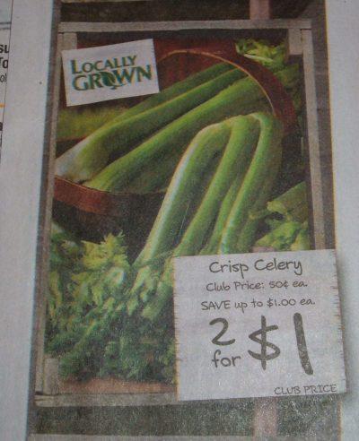 celery ad