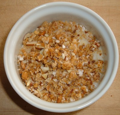 yogurt and Kashi