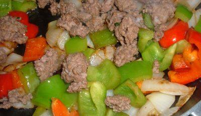 beef veggies