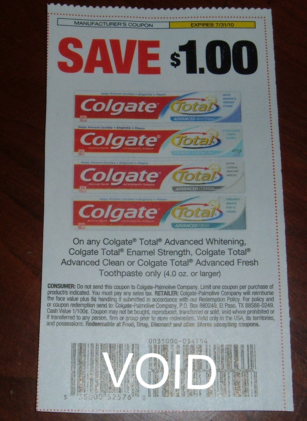 graphic relating to Colgate Printable Coupons referred to as Colgate palmolive discount codes grocery coupon direct / Cudo day by day