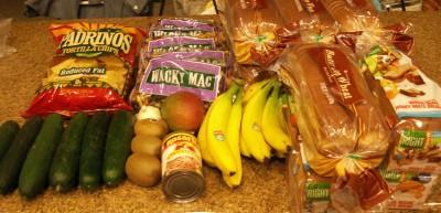 free food bank food