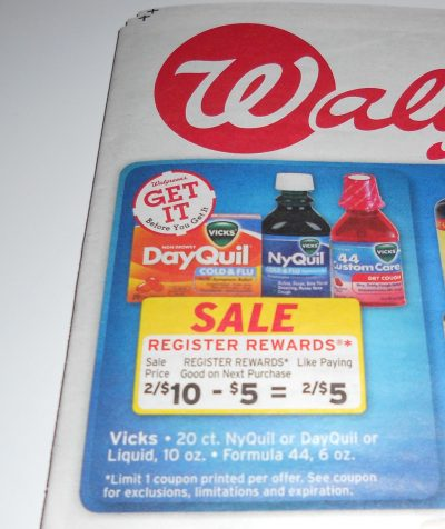 walgreens Nyquil ad