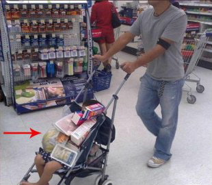 grocery-stroller