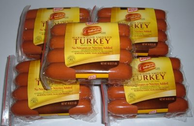 Oscar Mayer Hardwood Turkey Franks
