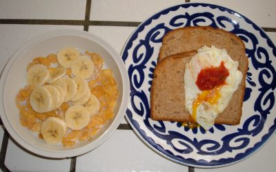 day 14 breakfast