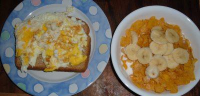 day 20 breakfast