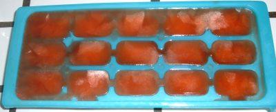 frozen V8