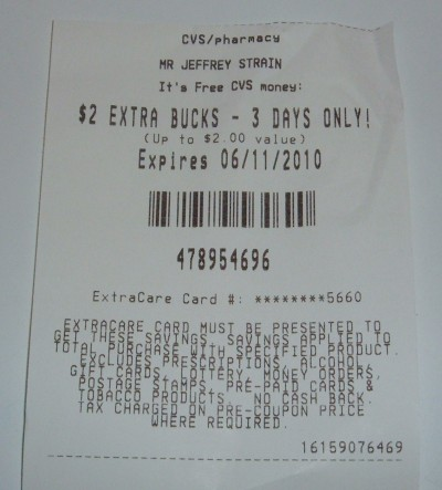 cvs extra bucks day 39