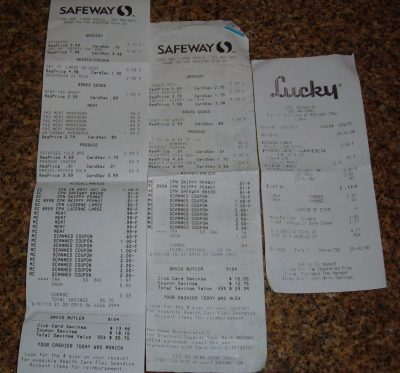 day 32 purchase receipts