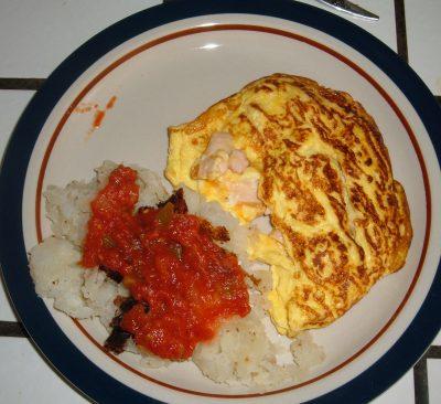 day 36 breakfast