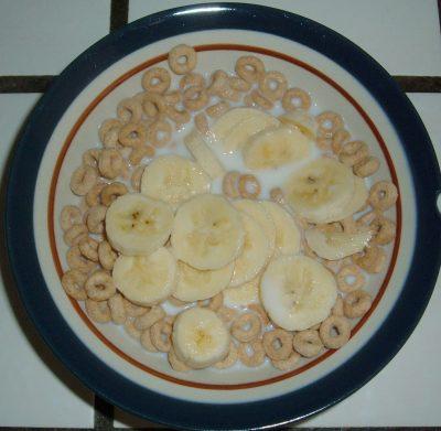 day 44 breakfast