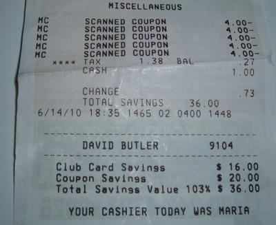 day 45 receipt 3