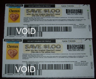 cheerio coupons