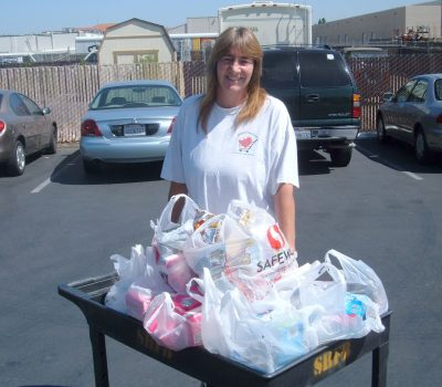 food bank Karen