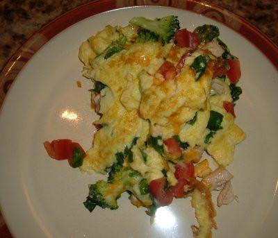 omelet  wreckage