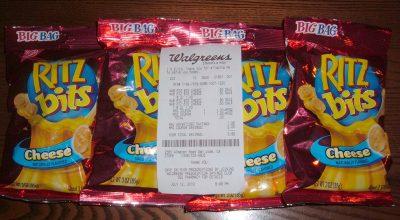 walgreens free Ritz