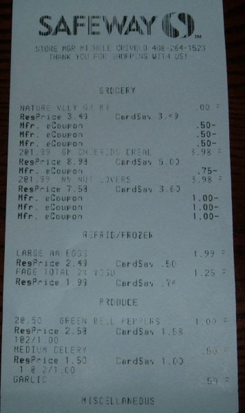 day 75 receipt