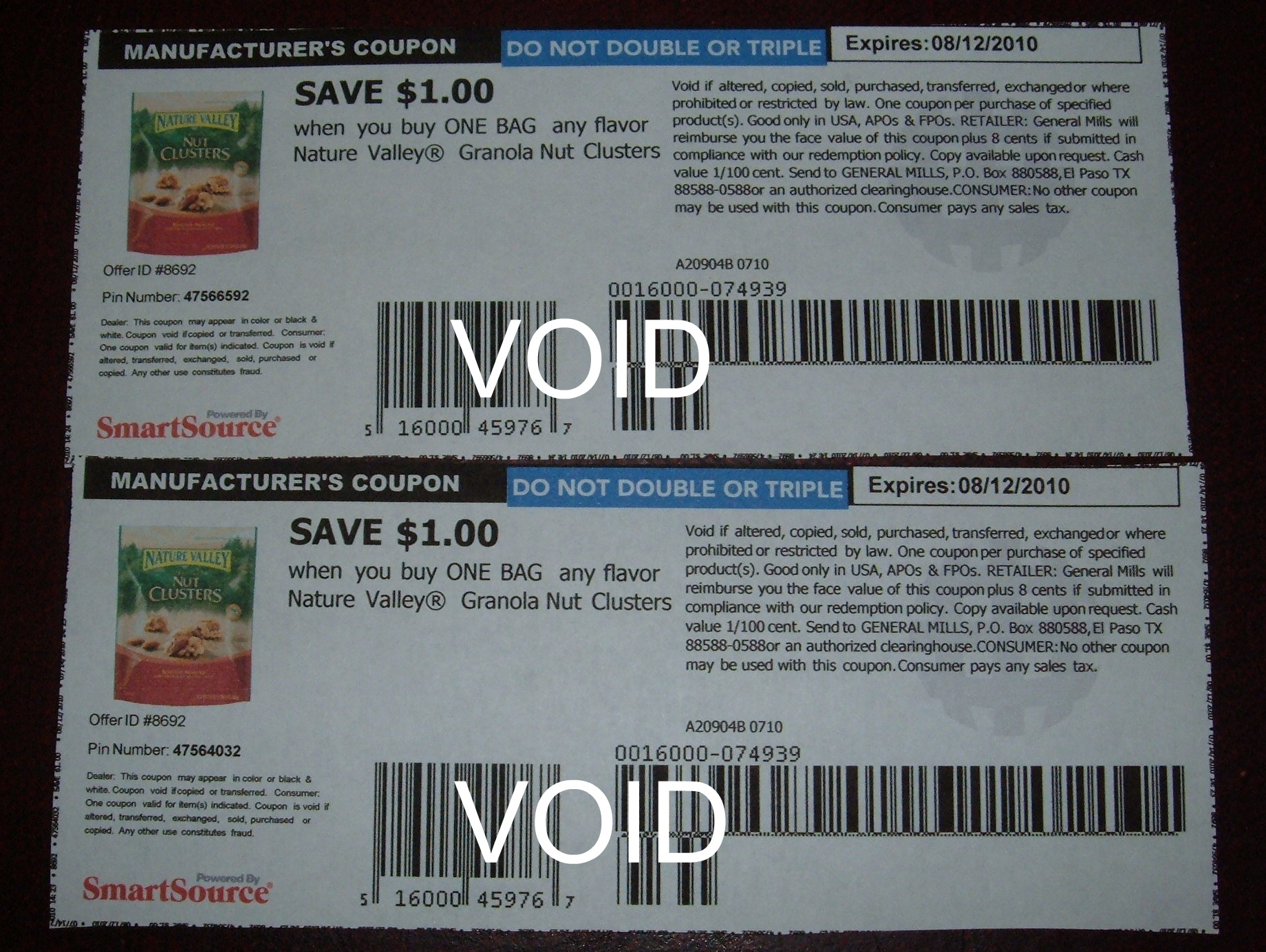 image about Nature Valley Printable Coupons identify Stage Through Action Safeway MoneyMaker Case in point: Feeding on Very well Upon $1 A