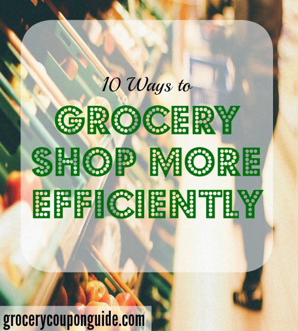 grocery shopping tips, grocery shopping efficiently, grocery shopping advice