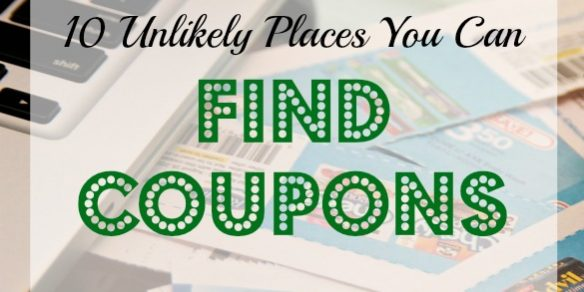 finding coupons, finding coupon tips