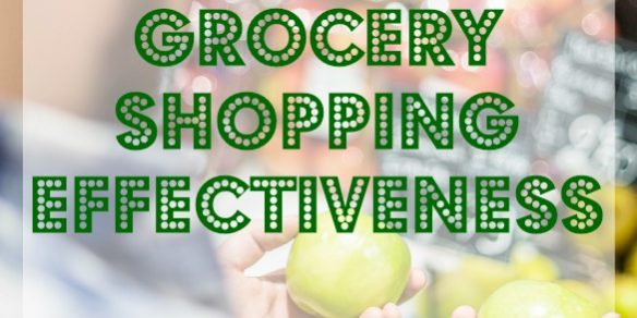 grocery shopping tips, grocery shopping advice, grocery shopping
