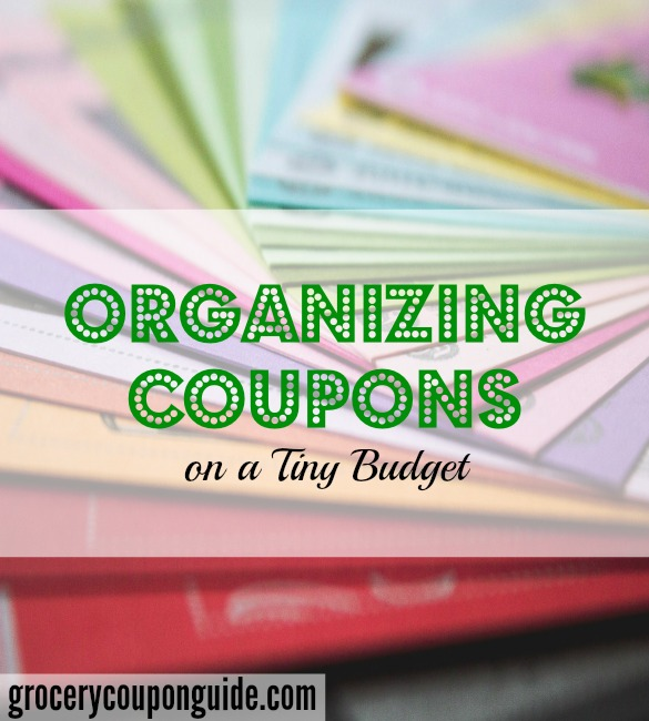 organizing coupons, couponing tips, how to organize coupons