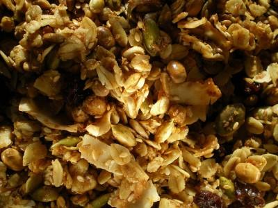 granola isn't healthy