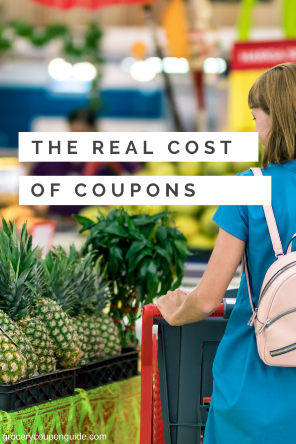 The Real Cost of Coupons