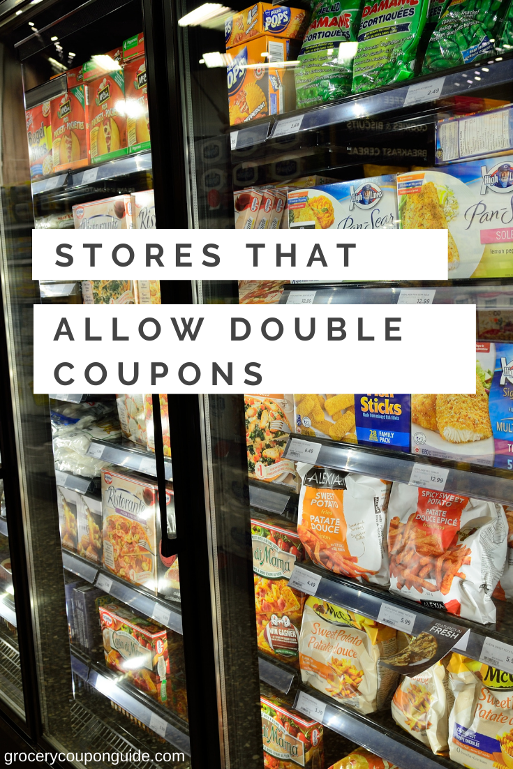 Stores That Allow Double Coupons